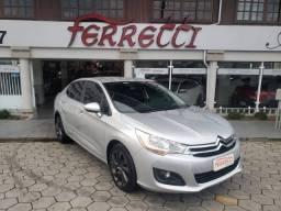 C4 LOUNGE 2014/2015 1.6 TENDANCE 16V TURBO GASOLINA 4P AUTOMÁTICO