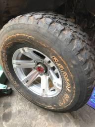 Jogo 4 pneus MUD 285/75 R16