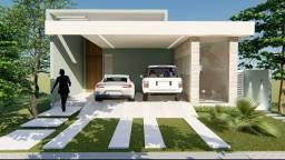 Casa em Condomínio Fechado de Alto Padrão - lazer completo