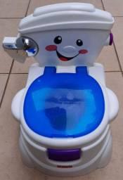 Troninho Toilette - Fisher Price<br><br>
