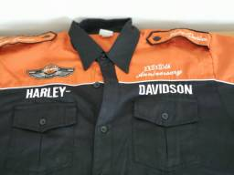 Camisa Harley Davidson comemorativa 100 Anos