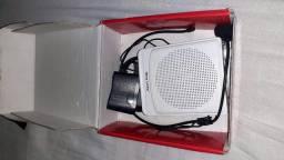 Caixinha de som (Amplificador Portátil Multifuncional)