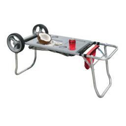 Cadeira reclinável e carrinho alumínio