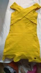 Vestido bandagem