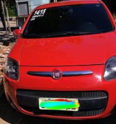 Fiat pálio 2014 completo 1.0 pego moto em negócio tel. *