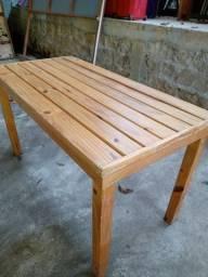 Mesas se pinos