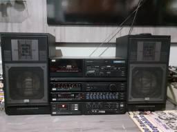 Som e amplificador  samsui
