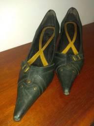 Sapatos do poder!