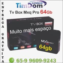 Tv Box Mxqpro 64Gb 4k Ultra Hd