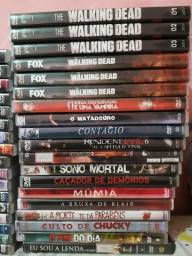 Vendo unidades ou lotes coleção DVD