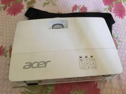 Projetor 3D Acer + 4 óculos