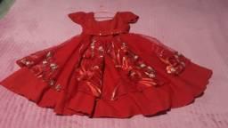 3 Vestidos de festa infantil