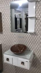 Armário gabinete de banheiro