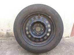 ,Estepe Aro 14. com pneu Pirelli 175/70