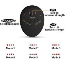 Estimulador/Tonificador Muscular