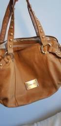 Bolsa em couro legítimo da Dumond usada