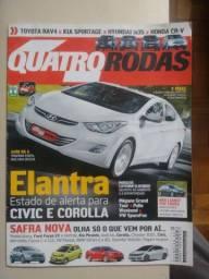 Revista quatro rodas 614 fevereiro 2011