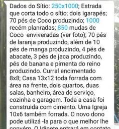 Fazenda no Rio Preto de Eva