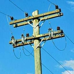 Vendas e instalações de poste padrão coelba com melhores preços Zap *76