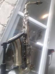 Sax alto waldmam begium, lindo novinho