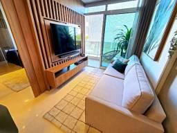 (DS) More em um apartamento compacto na Aldeota! 33m² e alta tecnologia! Leia a Descrição!