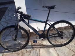 Bicicleta Caloi htx em alumínio aro 26