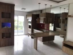 Alugo apartamento semi mobiliado na palhoça bairro Aririu