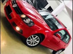 VW-Golf Sportline 1.6 (Flex) 2010 Red