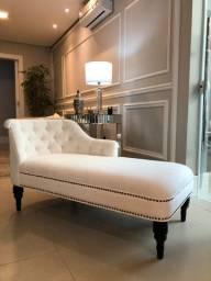 Divã Off white - Sofá luxo e elegância