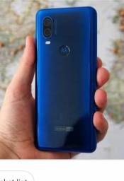 Motorola one vision 128gb 48MP