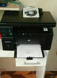 Vendo impressora HP laser M1132.