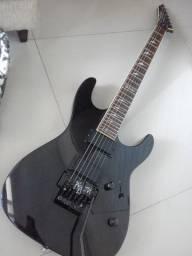 Guitarra LTD Esp M-200Fm Emg