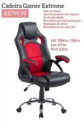 Cadeira gamer extreme