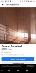Casa no Bacacheri