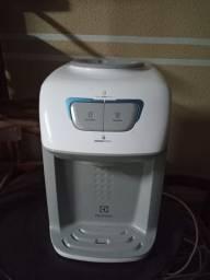 Politriz bebedouro de água e compressor de ar