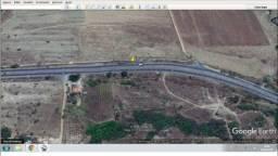Área com 24.000 M² às margem daBR060 em Alexânia com uso de solo para posto de combustível