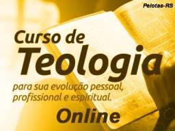 Curso Livre de Teologia 12 x R$19,19