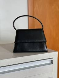 Bolso de mão couro legítimo