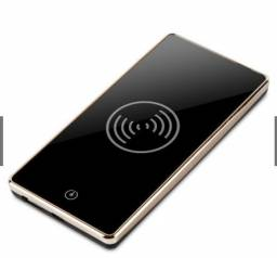 Carregador Para Celulares Wireless Power Bank Smartphones