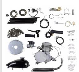 Kit Motor de Bike Motorizada 80cc + Frete Grátis