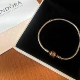Bracelete Pandora Rosê
