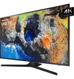 Smart Tv Samsung com tela trincada