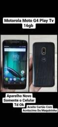 Motorola Moto G4 Play Tv 16gb