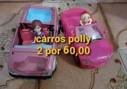 Brinquedos da polly