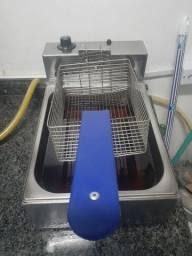 VD fritadeira elétrica 3L semi-nova