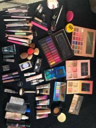 Lote de maquiagem