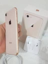 iPhone 8 64gb novíssimo na caixa oportunidade!