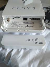 Roteador amplimax Elsys 4g