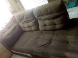 Vendo sofá retrátil