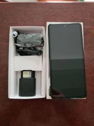 Samsung Galaxy A71 128 Gigas com NF e Garantia Novinho Completo Preto